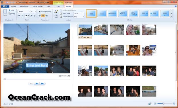 Windows Movie Maker 8.0.3.8 Crack Unlocked Version 2019 {Registration Codes}