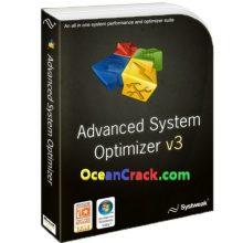 Advanced System Optimizer 3.9.3645 Serial Key + Crack For Lifetime!