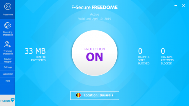 F-Secure Freedome VPN 2.28.5979.0 Crack With Codes 2019{Aug 2019}