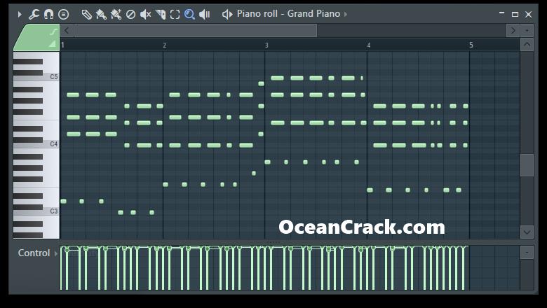 FL Studio 20.5.1.1188 Crack + License Keys & Keygen 2019 [Win/Mac]