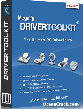 Driver Toolkit Crack v8.6 Plus Keygen & License Key Patch 2019 [Sep]