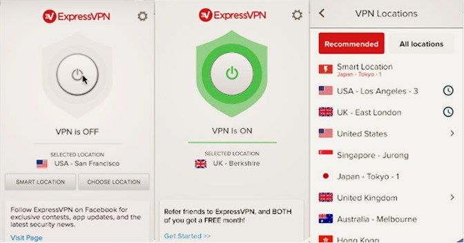 Express VPN 7.6.3 Crack {Mod APK} Serial Key Free Download