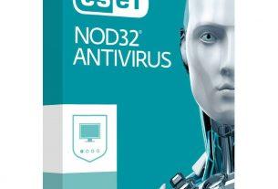 ESET NOD32 Antivirus 12.1.31.0 Crack + License Key 2020 [Updated]