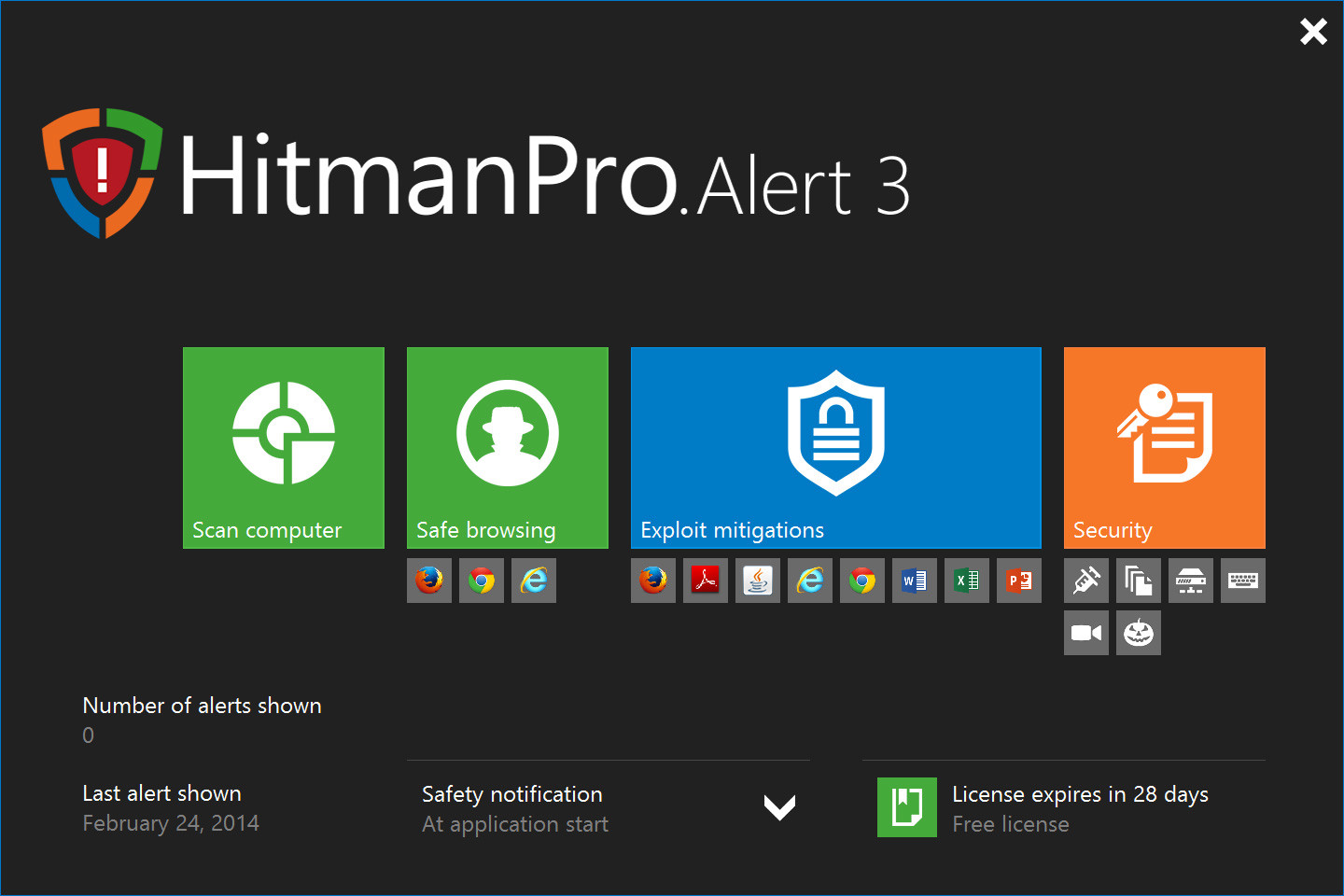 HitmanPro 3.7.11 Build 849 Crack Free Download Full Version 2020