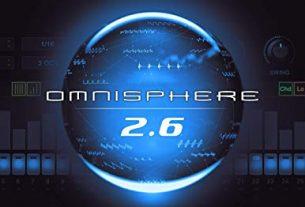 Omnisphere 2.6 Crack & Keygen Free Code Works Very Well {2020}