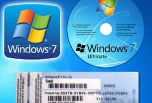 Windows 7 Ultimate Crack + Activation Keys (2020)
