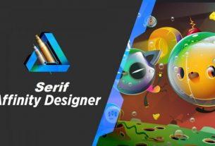Serif Affinity Designer 1.7.3.481 Crack Plus Keygen Free Download