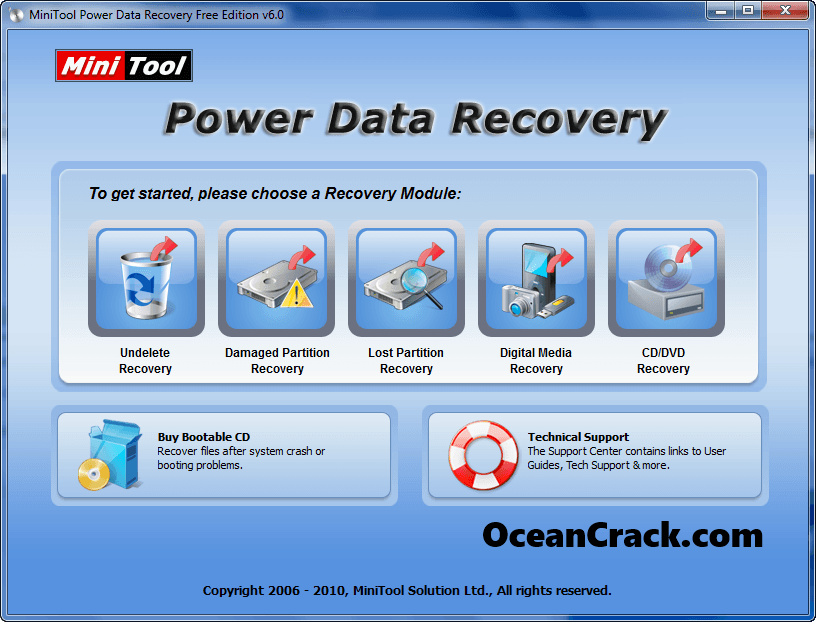 MiniTool Power Data 8.5 Recovery Key + Crack With Keygen 2019 {Win/Mac}
