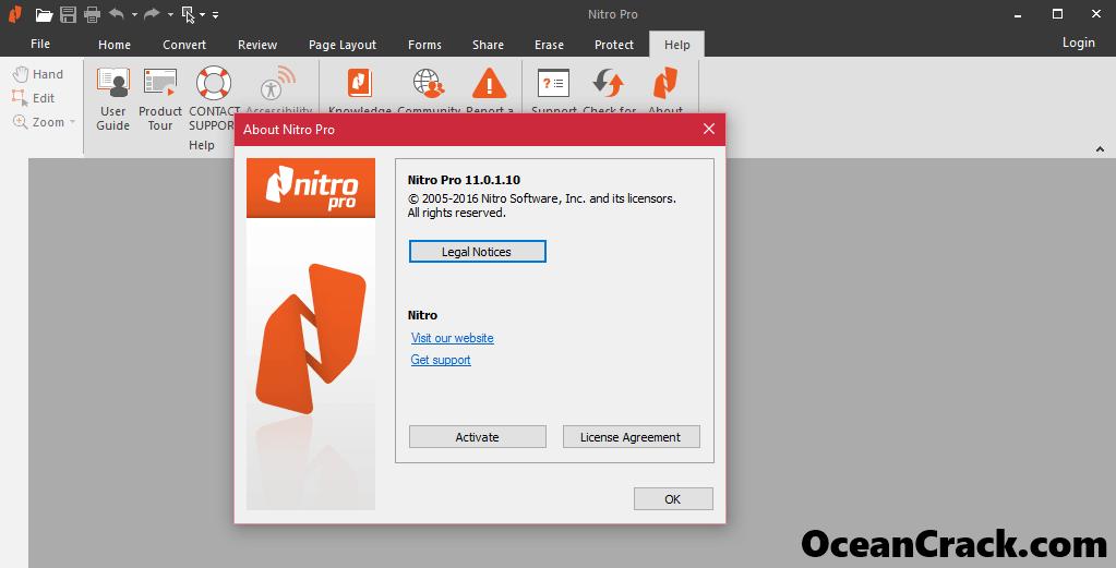 Nitro Pro 12 Crack With Activation Key Free Download (32/64-bit)