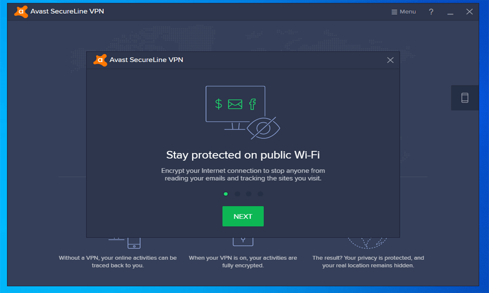 Image result for Avast SecureLine VPN 5.5.522 Crack