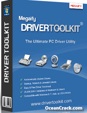 Driver Toolkit Crack v8.6 Plus Keygen & License Key Patch 2019 [Sep]