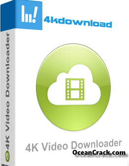 4K Video Downloader 4.9.2.3082 Crack Plus License Key & Patch {Win+Mac}