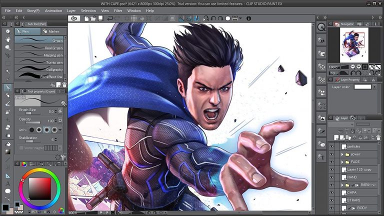 Clip Studio Paint EX Crack 1.9.4 With Keygen + Torrent Patch {Free Download}