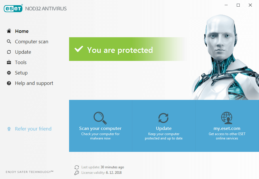 ESET NOD32 Antivirus 12.1.31.0 Crack + License Key 2020 [Updated]