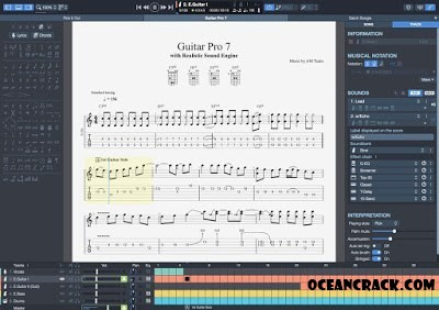 Guitar Pro 7.5.3 With Crack Serial Key Plus Keygen {Soundbanks}
