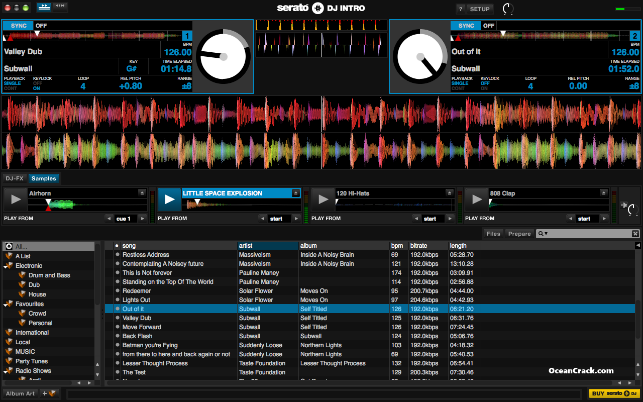 Serato DJ Pro 2.3.0 Build 28 Crack + Serial Key 2019 Is Here!