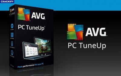 AVG Pc Tuneup Crack 2020 Plus Keygen Free Download