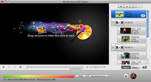 Wondershare DVD Creator 6.3.1.173 Crack With Registration Key 2020 (Latest)