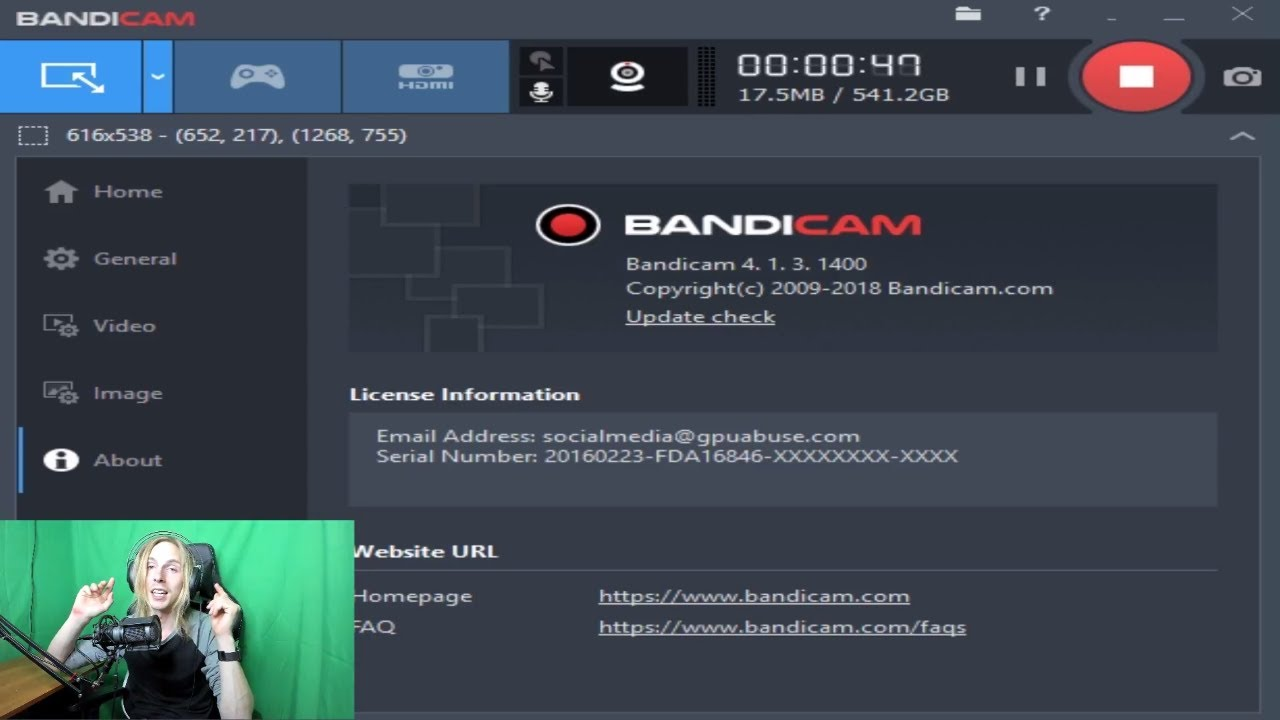 Bandicam 4.5.3.1608 Crack{ Activation Keys Torrent Download 2020}
