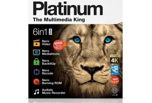 Nero Platinum 2020 License Key with Crack Free Download